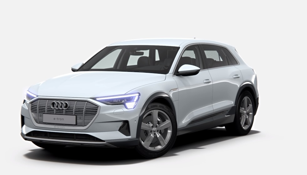 Audi E-tron leasen 1