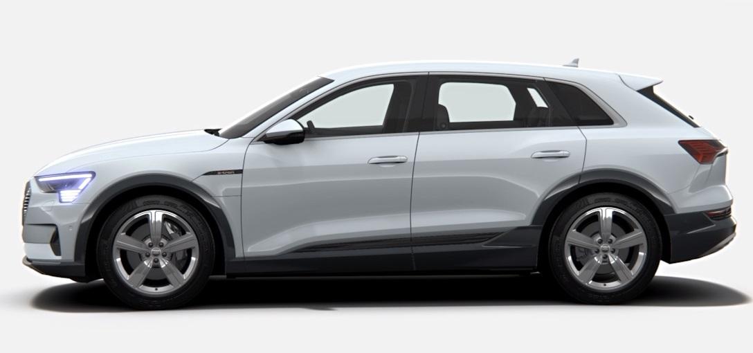 Audi E-tron leasen 2