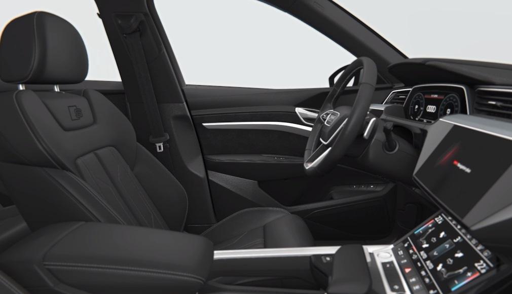 Audi E-tron leasen 4