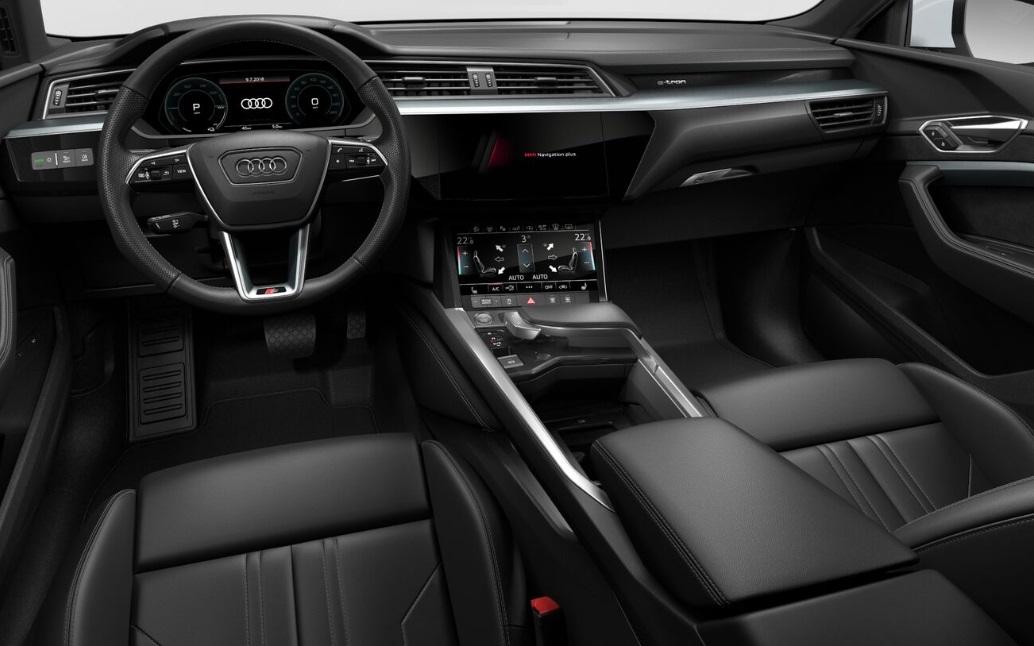 Audi E-tron leasen 5