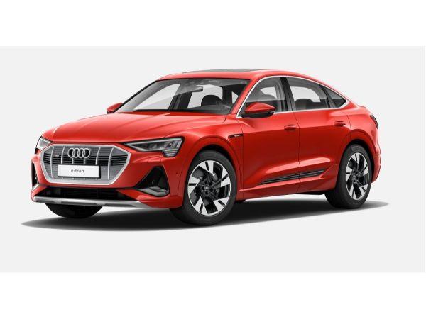 Audi E-tron sportback leasen