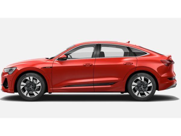 Audi e-tron sportback leasen 2