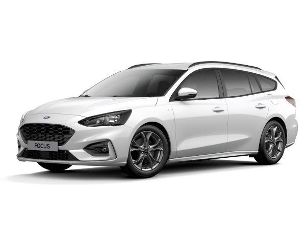 Ford Focus Wagon leasen 1