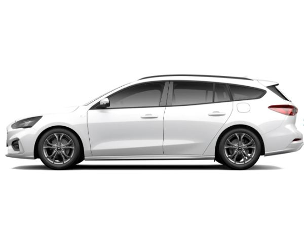 Ford Focus Wagon leasen 2