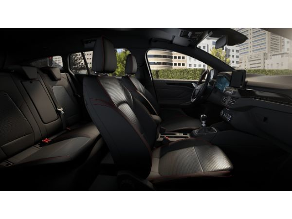 Ford Focus Wagon leasen 5