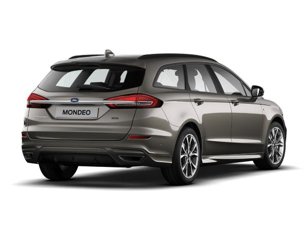 Ford Mondeo Wagon leasen 3
