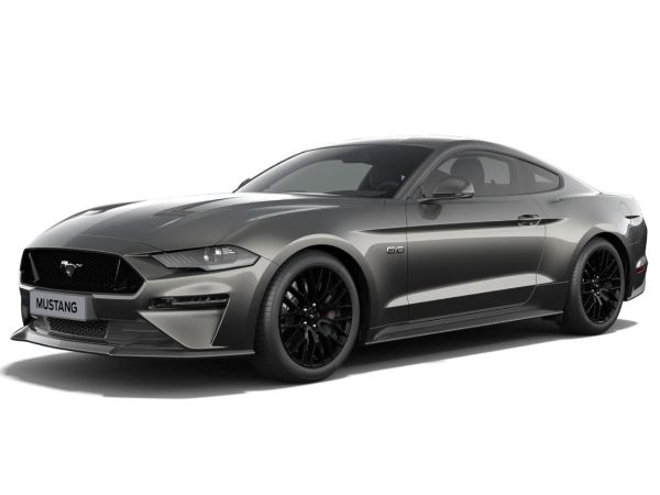 Ford Mustang leasen 1