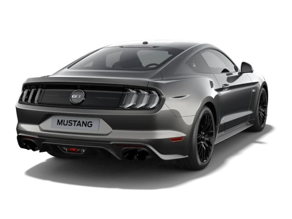 Ford Mustang leasen 3