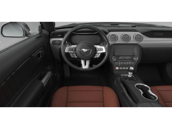 Ford Mustang leasen 4