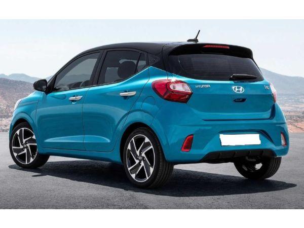 Hyundai i10 Leasen 3