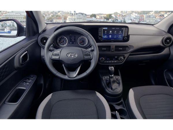 Hyundai i10 Leasen 4