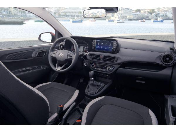 Hyundai i10 Leasen 5