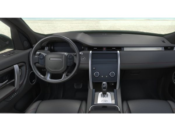 Land Rover Discovery Sport leasen 4