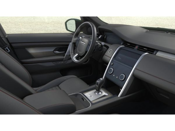 Land Rover Discovery Sport leasen 5