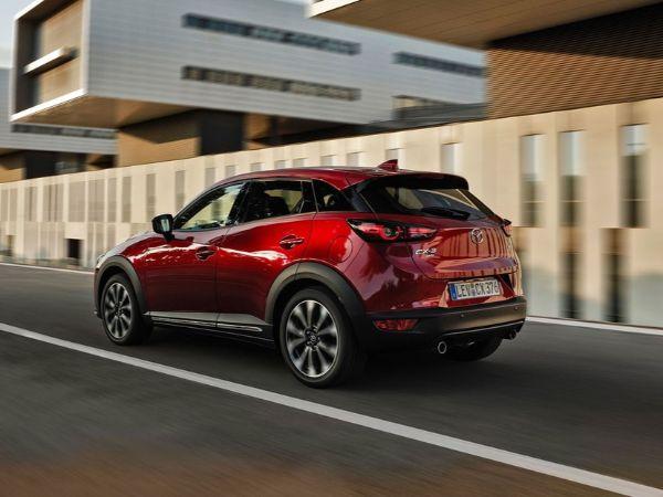 Mazda CX3 leasen 3