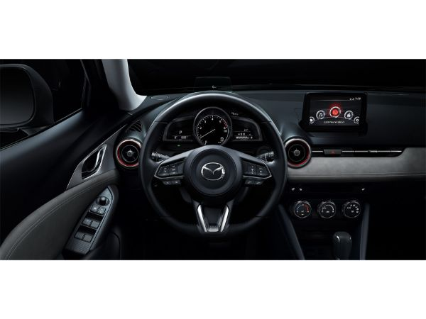 Mazda CX3 leasen 4