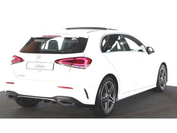 Mercedes A Klasse leasen 2