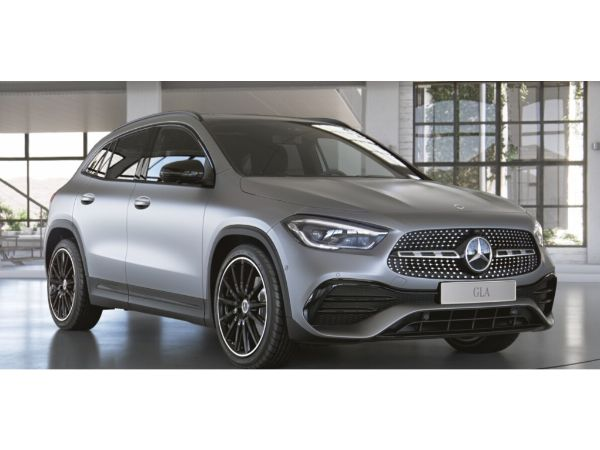 Mercedes Benz GLA-Klasse leasen