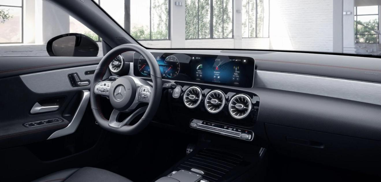 Mercedes CLA Shooting brake leasen 4