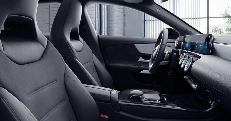 Mercedes CLA Shooting brake leasen 5