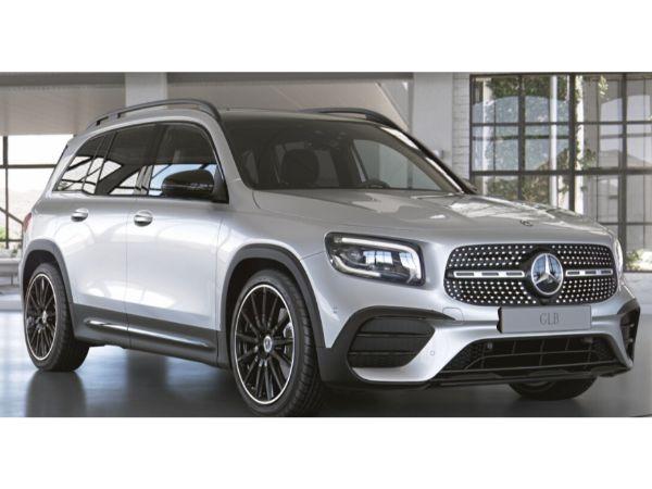 Mercedes GLB leasen 1