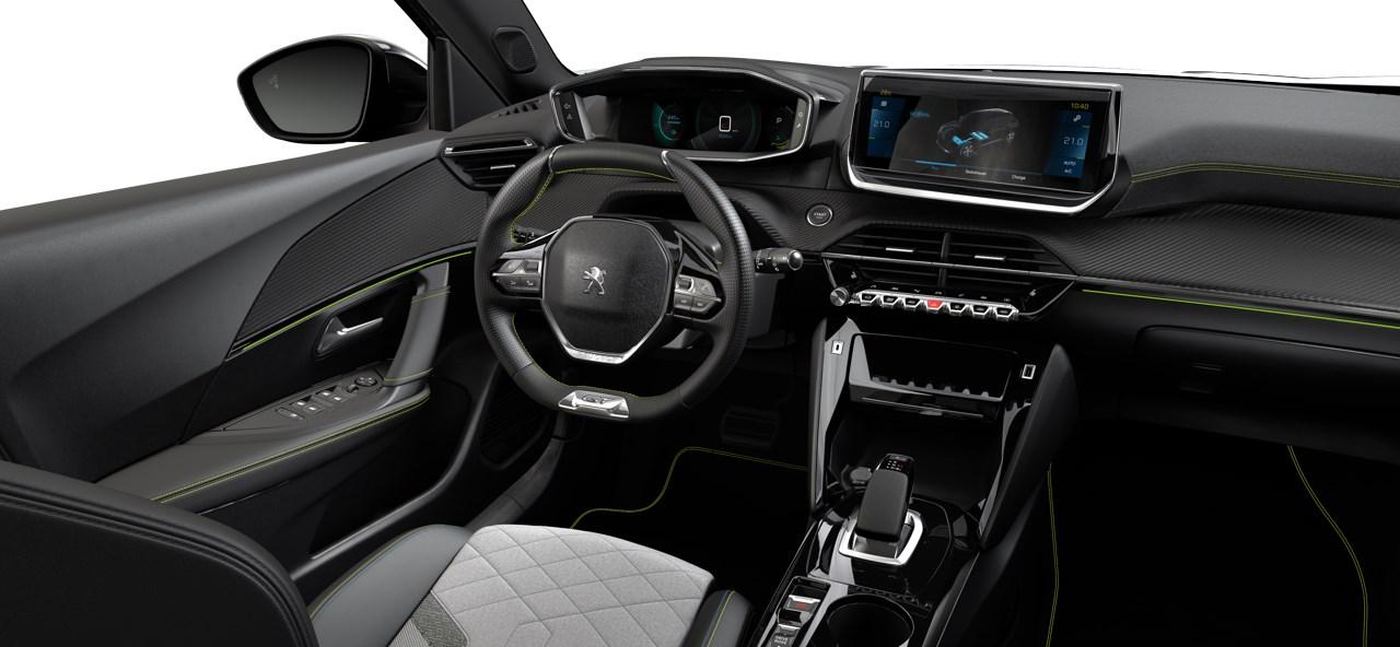 Peugeot 2008 elektrisch leasen 5