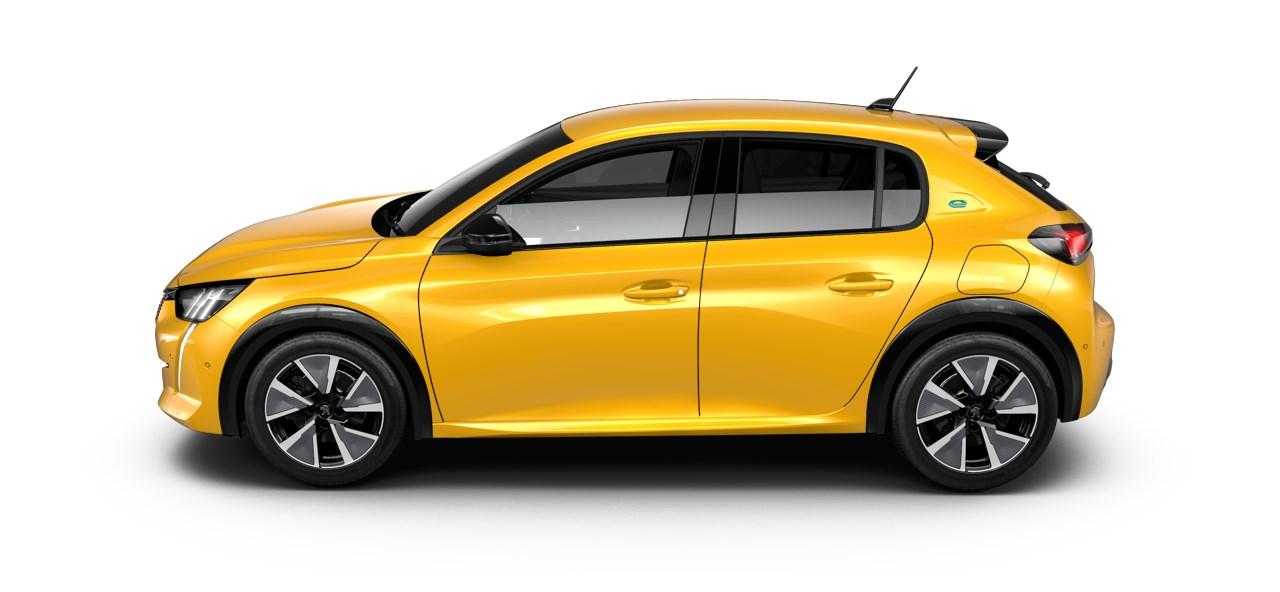 Peugeot 208 elektrisch leasen 2