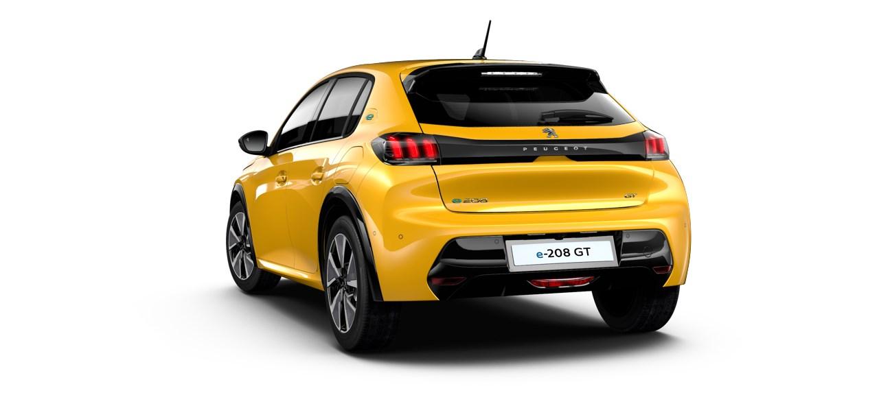 Peugeot 208 elektrisch leasen 3