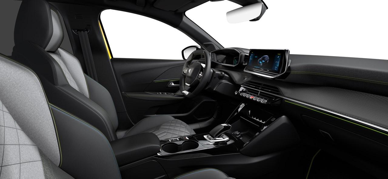 Peugeot 208 elektrisch leasen 5