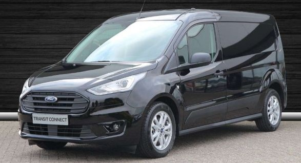 Ford Transit Connect leasen