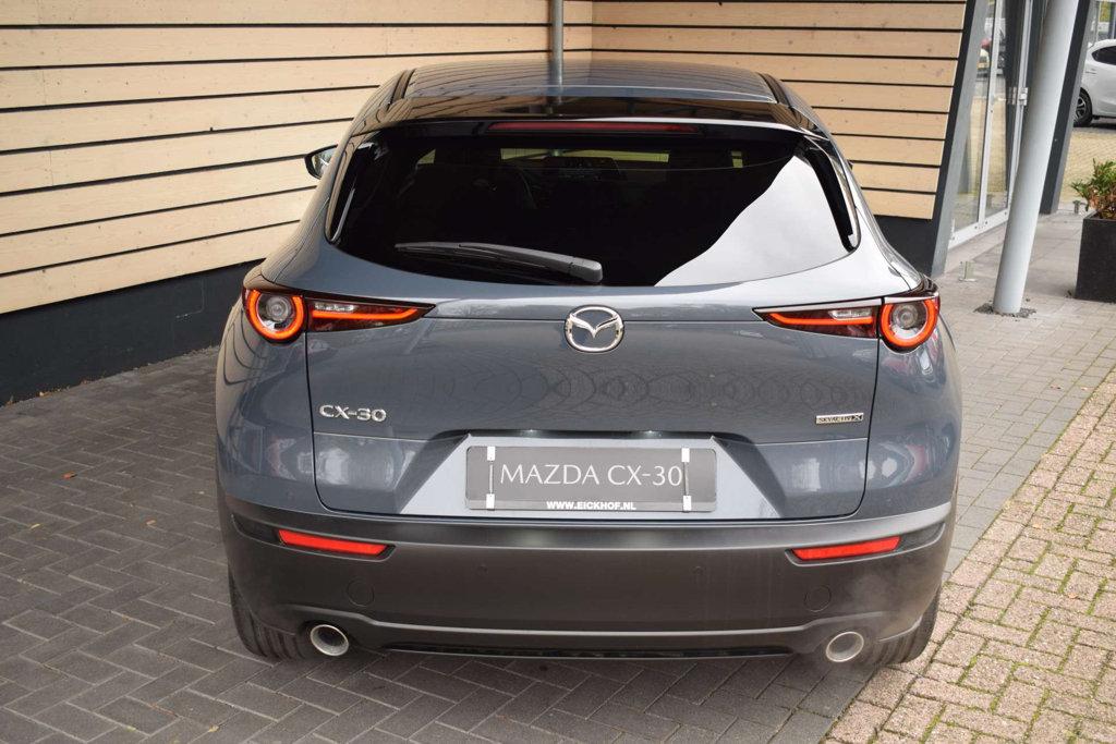 Mazda CX-30 leasen 3