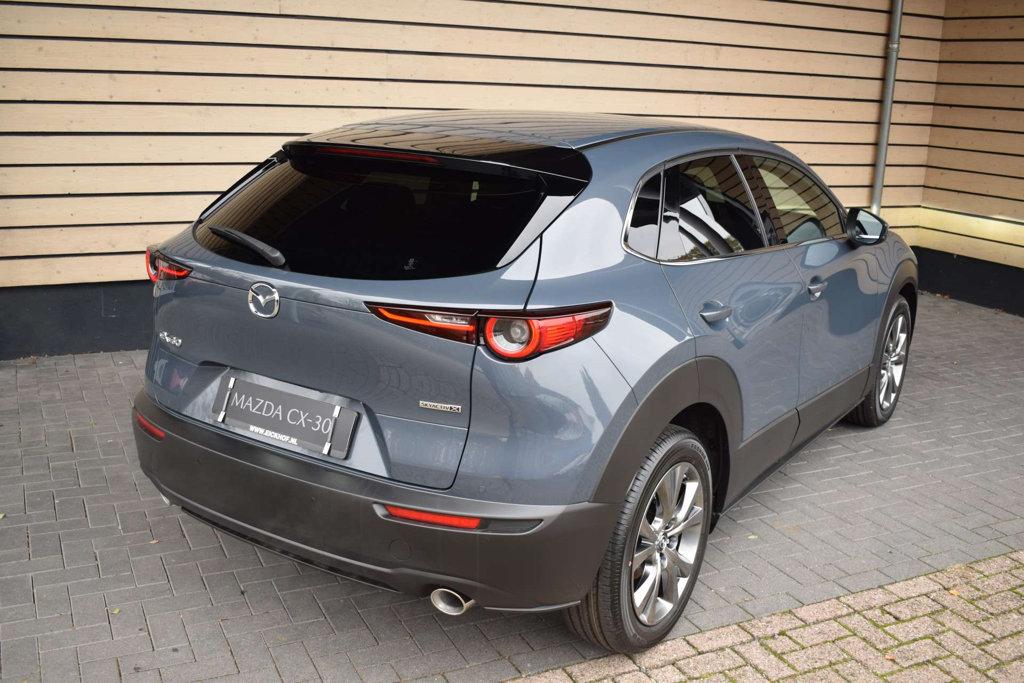 Mazda CX-30 leasen 4