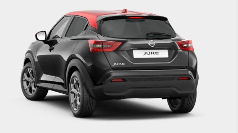 Nissan Juke leasen 3