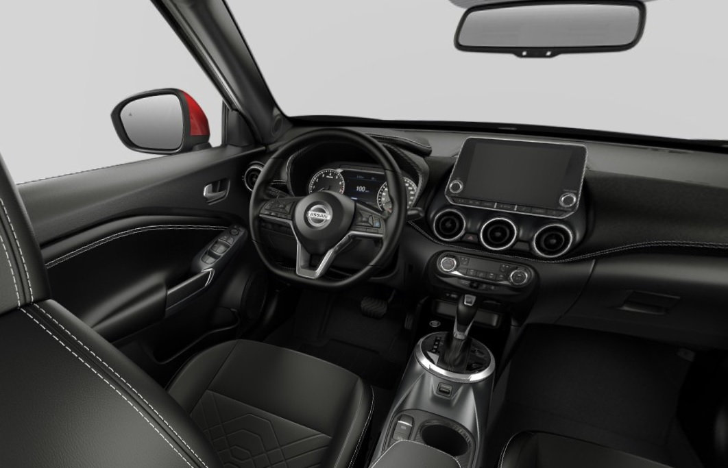Nissan Juke leasen 4