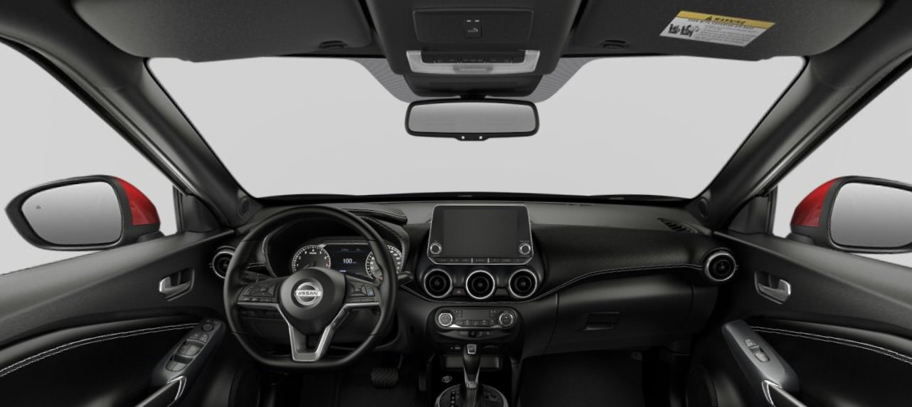 Nissan Juke leasen 5