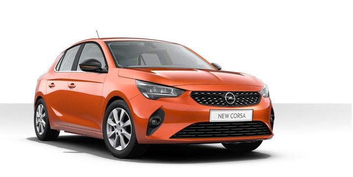 Opel Corsa leasen 1