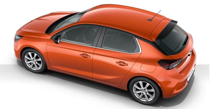Opel Corsa leasen 3