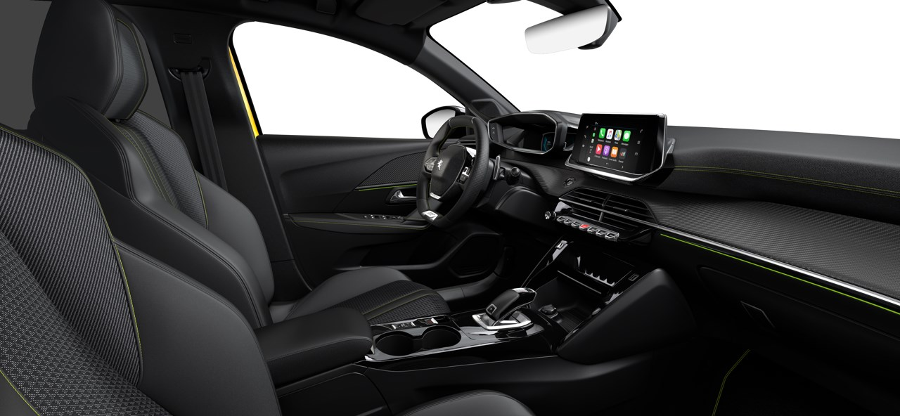 Peugeot 208 leasen 5