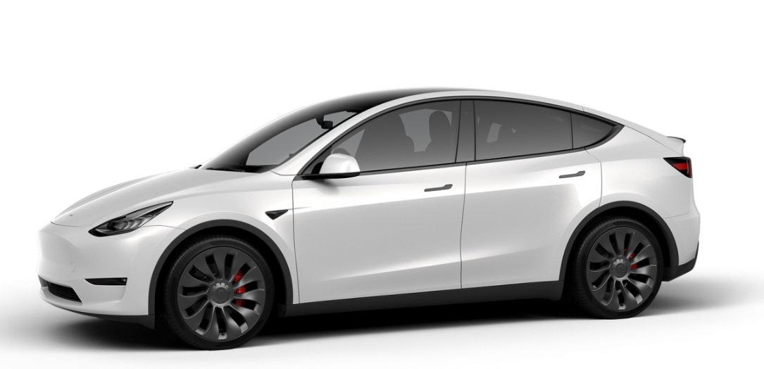 Tesla Model Y leasen 1