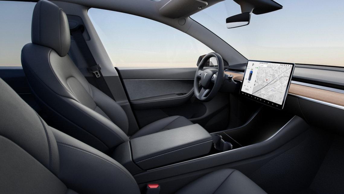 Tesla Model Y leasen 2