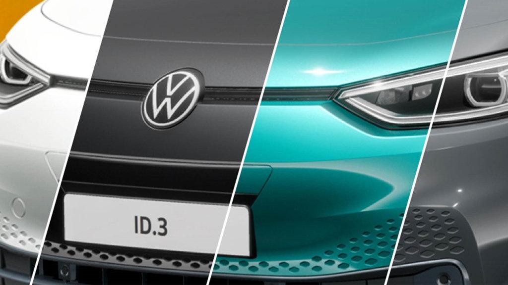 Volkswagen ID.3 leasen 2