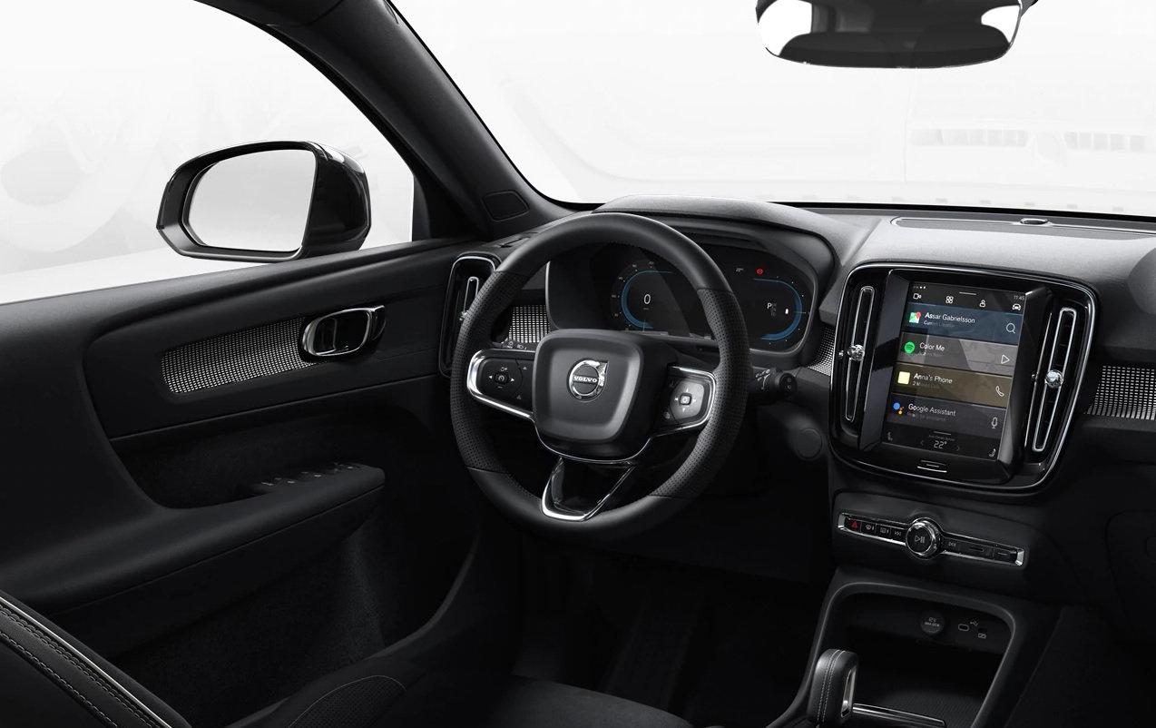 Volvo XC40 Recharge leasen 4