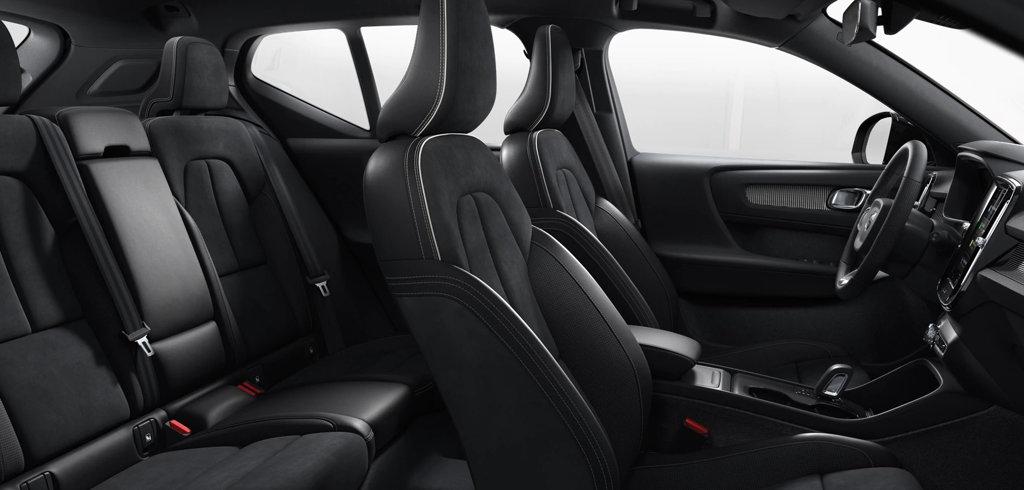 Volvo XC40 Recharge leasen 5