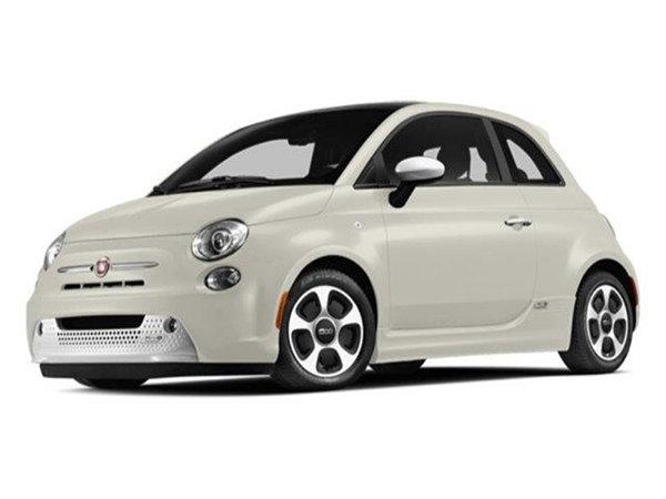 Fiat 500 e leasen