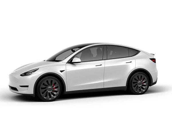 Tesla Model Y leasen