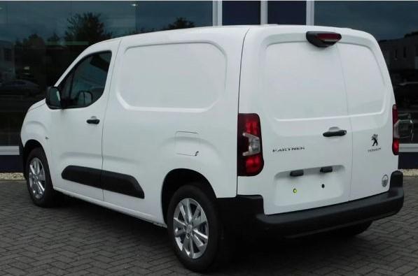 Peugeot Partner leasen 7