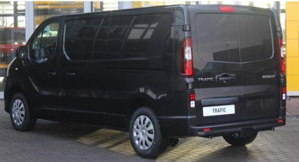 Renault Trafic leasen 2