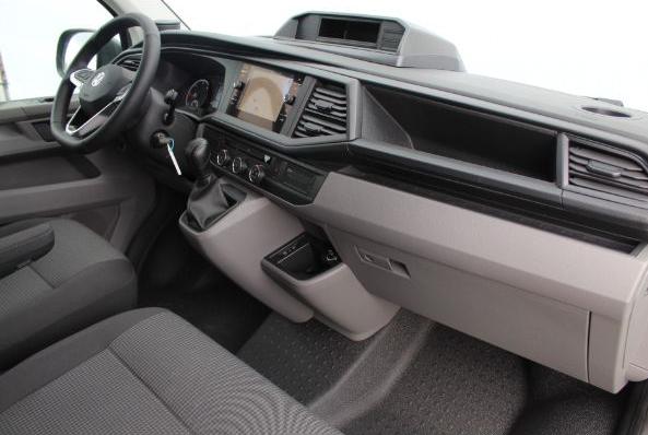 Volkswagen Transporter leasen 6