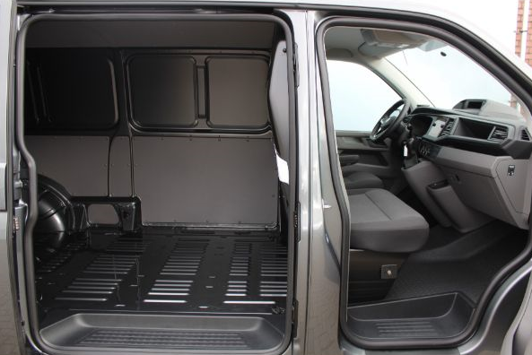 Volkswagen Transporter leasen 8