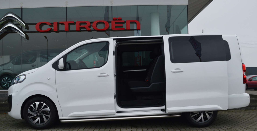 Citroen Jumpy leasen 3